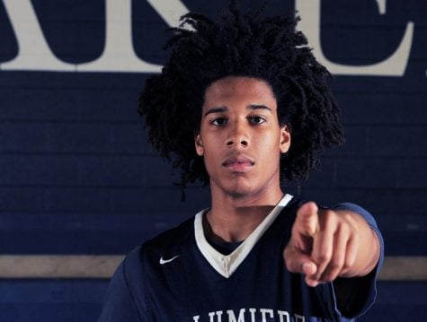 Campbell takes official visit, DePaul signs two recruits