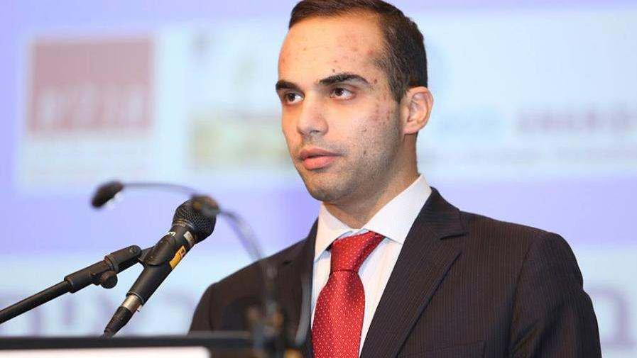 George Papadopoulos became a national figure overnight after revelations that the little-known foreign policy adviser had actively tried to set up meetings between the Trump campaign and Russian officials. (Photo courtesy of Hudson Institute)