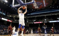 Maric named to Big East Honor Roll