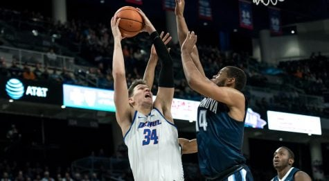 Maric named to Big East Weekly Honor Roll