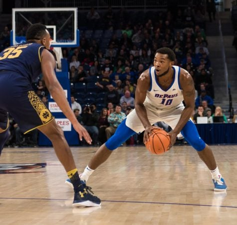 DePaul takes predictable loss to Villanova 103-85