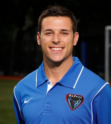 "Former player accepts ""dream"" job with men's soccer program"