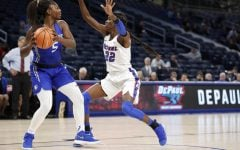 Women's basketball conclude weekend home-stand with win against Butler