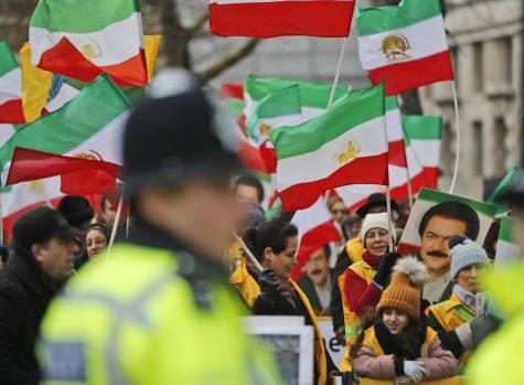 Iran protests send shockwaves around the world