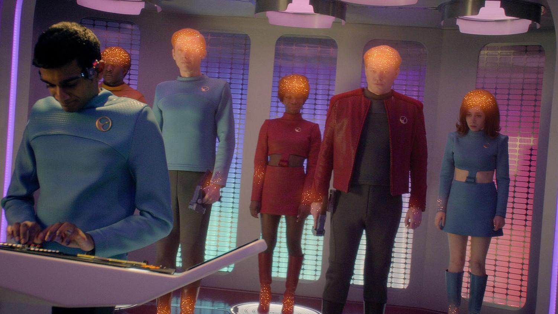 In the season premiere episode