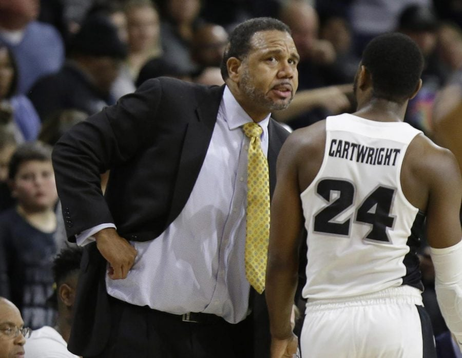 Providence head coach Ed Cooley. (Stephen Savioa | AP)