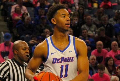 Cain pushes DePaul to second conference win over Georgetown