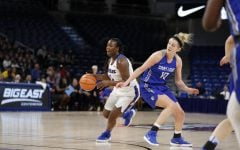 Women's basketball locks in for the final stretch