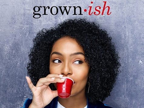 "Gen Z finds a voice with ""Grown-ish"""