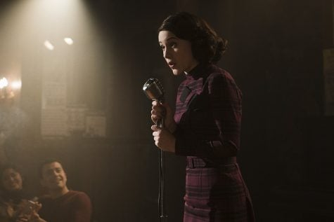 "A fresh take on stand-up with ""Marvelous Mrs. Maisel"""