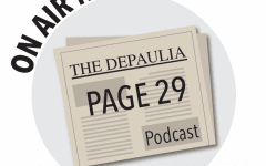Page 29: DePaulia editors discuss Women's March Chicago 2020