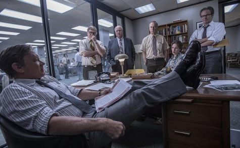"""The Post"" powerfully preaches the free press"
