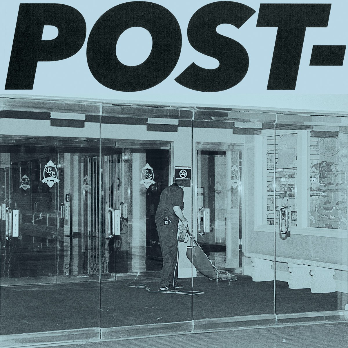 Rosenstock's sixth independent album, POST-, was released on New Year's Day.  (Photo courtesy of Jeff Rosenstock)