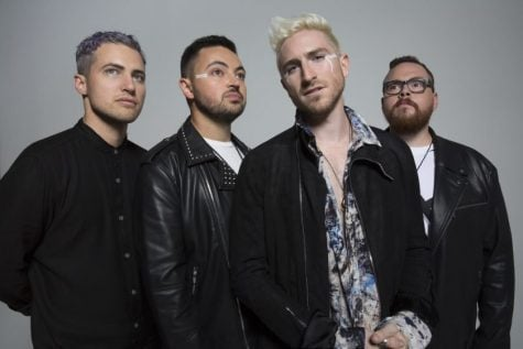 Walk the Moon announced their