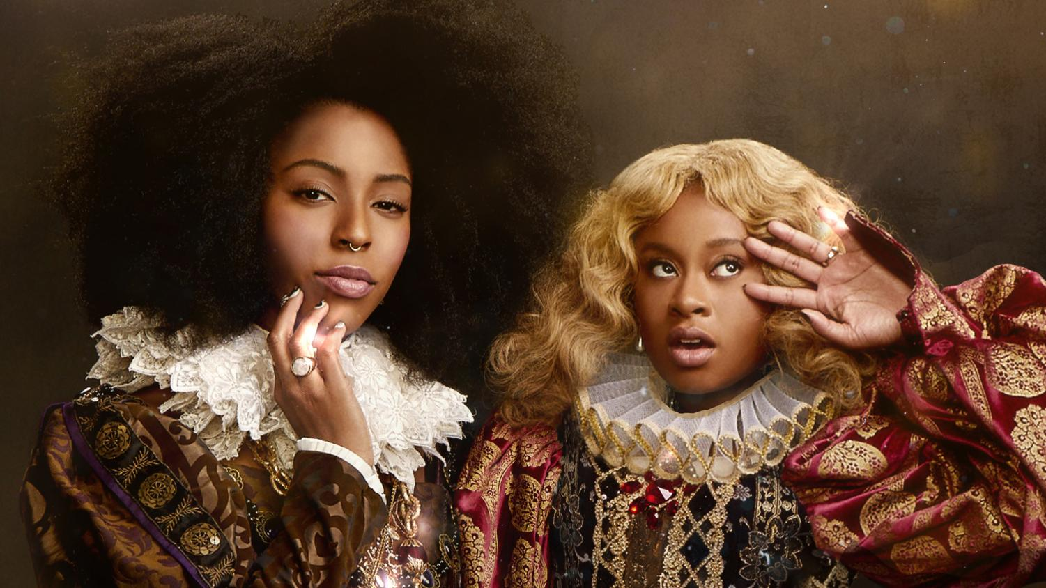 Jessica Williams and Phoebe Robinson have been a powerhouse comedy duo for almost three years and have quickly risen to the top of the comedy world.  (Photo courtesy of IMDB)