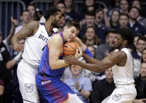 Butler bashes DePaul 80-57
