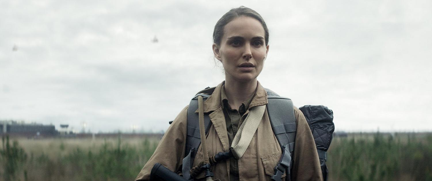 Natalie Portman starring in the 2018 film