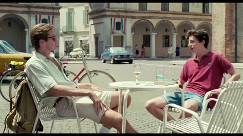 """Call Me By Your Name"" and LGBTQ+ representation"