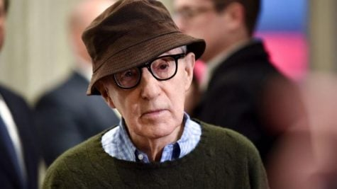An obscured narrative: the case of Woody Allen