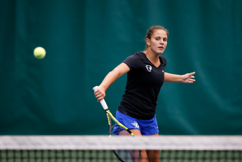 Serbian native Milica Tesic. (Photo courtesy of DePaul Athletics).