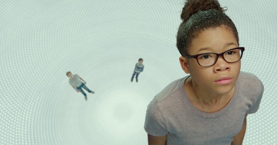 Storm+Reid+stars+in+the+on-screen+adaption+of+the+beloved+novel+%22A+Wrinkle+in+Time.%22+%28Photo+courtesy+of+IMDB%29