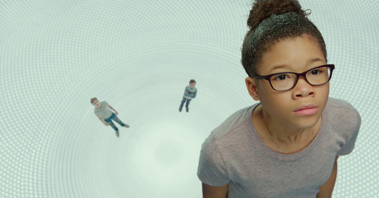 Storm Reid stars in the on-screen adaption of the beloved novel
