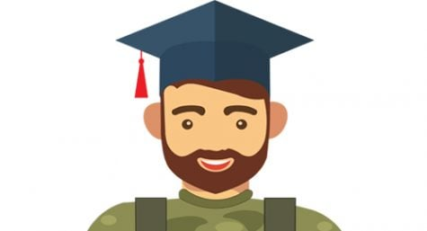 DePaul recognized as a top military-friendly college