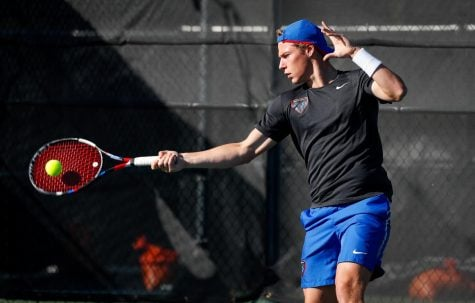 Blue Demon tennis athletes earn Big East accolades
