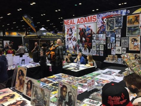 Welcome to C2E2: A trip down Artist's Alley
