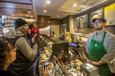 "Starbucks closing stores for ""racial bias training"""