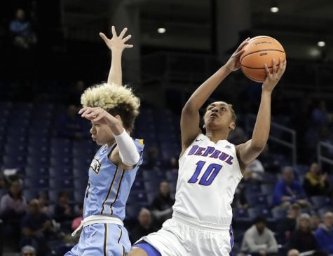 DePaul women's basketball falls short of third Big East title