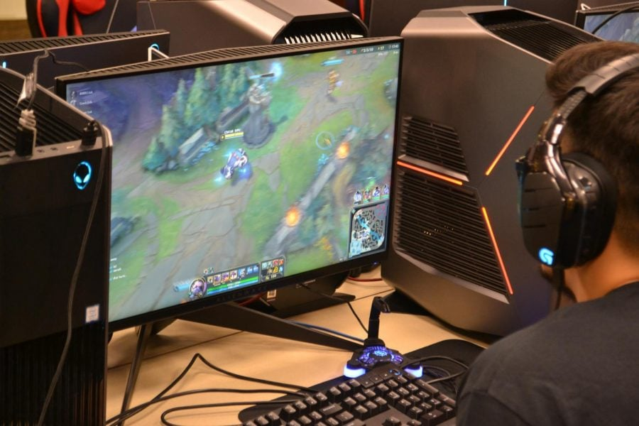 depaul unveils new gaming center launching esports program the rh depauliaonline com