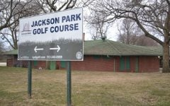 The Jackson Park Golf Course renovation is expected to cost over $60 million. (Andrew Hattersley | The DePaulia)