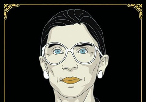 Supreme Court Justice Ruth Bader Ginsburg is the subject of this new documentary. (Image courtesy of IMBD)