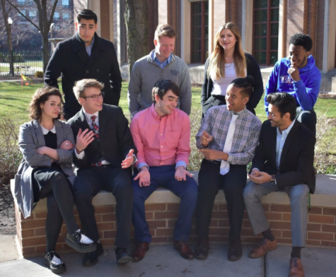 Kaufman-Darlington campaign withdraws from SGA presidential election