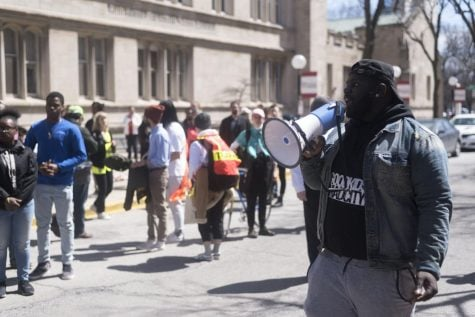 United Front: Students protest gun violence in South Side march