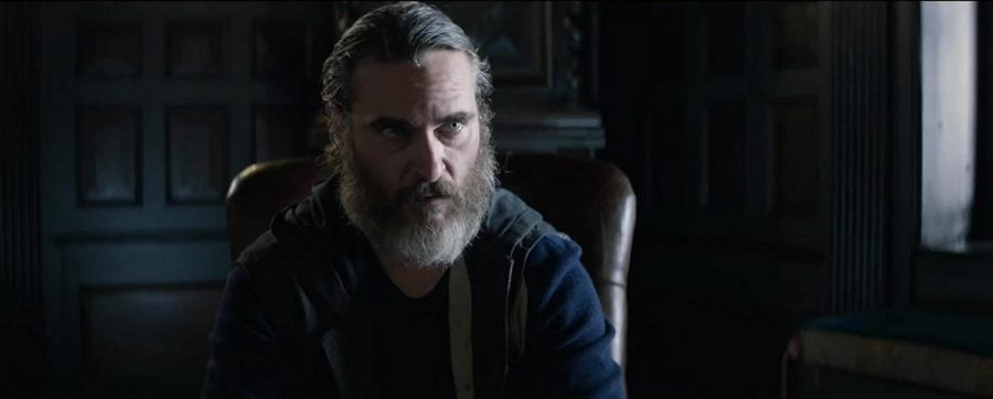 Joaquin+Phoenix+stars+in+drama%2Fmystery+film+%22You+Were+Never+Really+Here.%22%0A%28Image+courtesy+of+IMBD%29%0A