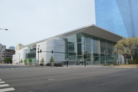 New arena showcased in DePaul Center