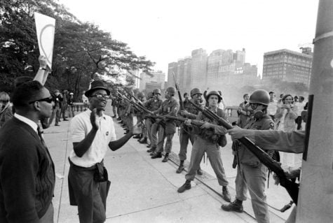 Column: Fifty years after the DNC riots, a sign of what is yet to come