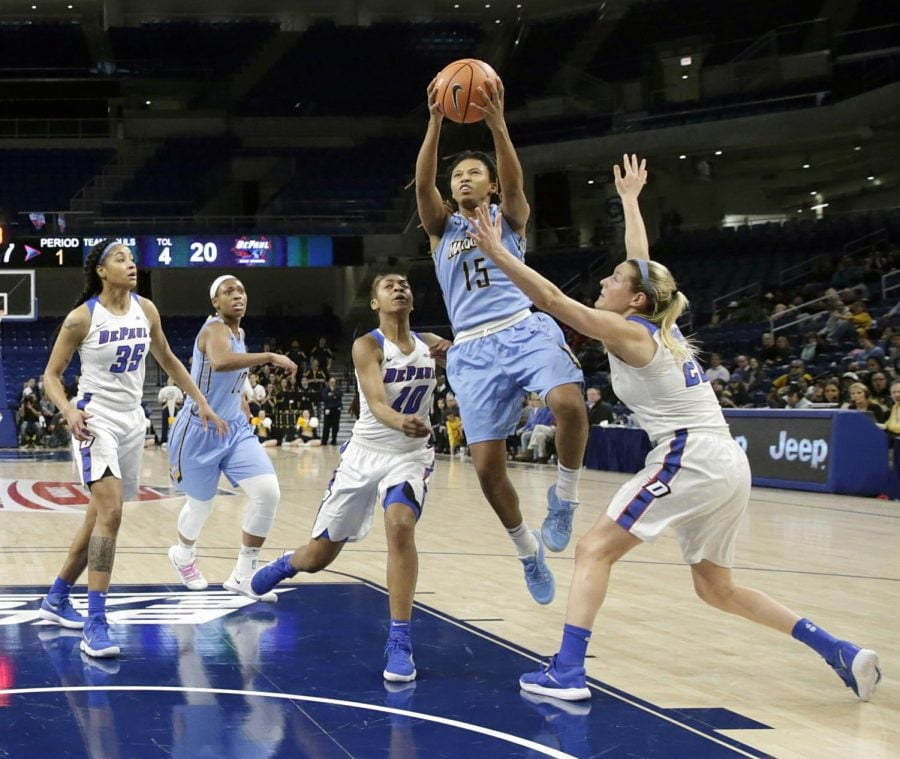 Another challenging schedule awaits women's basketball