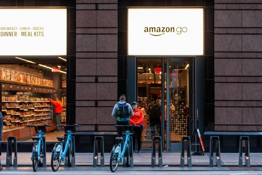 Death of the cashier: The AmazonGo store ushers in the era of cashierless stores