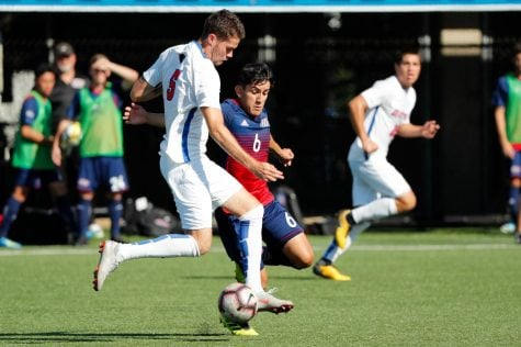 DePaul drops final non-conference game to UIC