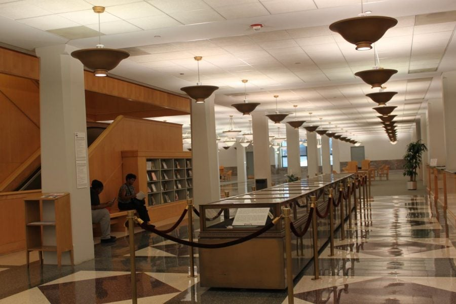 Defunding public libraries doesn't check out