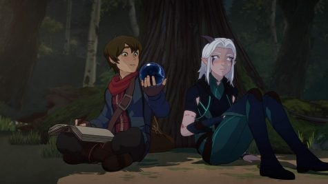 """The Dragon Prince"" needs time to grow"