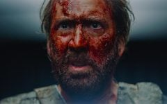 An enthralling, ultraviolent revival of Nicolas Cage's career