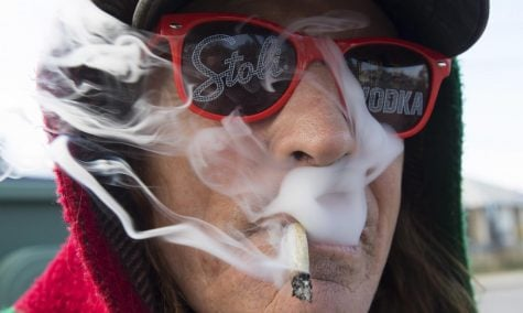 Canada is second nation to legalize marijuana