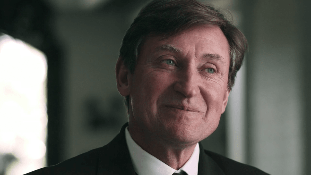 Gretzky is widely known as the greatest hockey player to ever play the game.