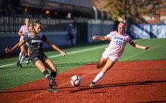 DePaul held scoreless in tie against Providence