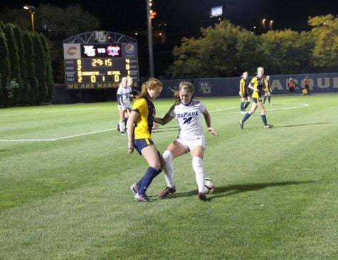 Men's and women's soccer end tough seasons