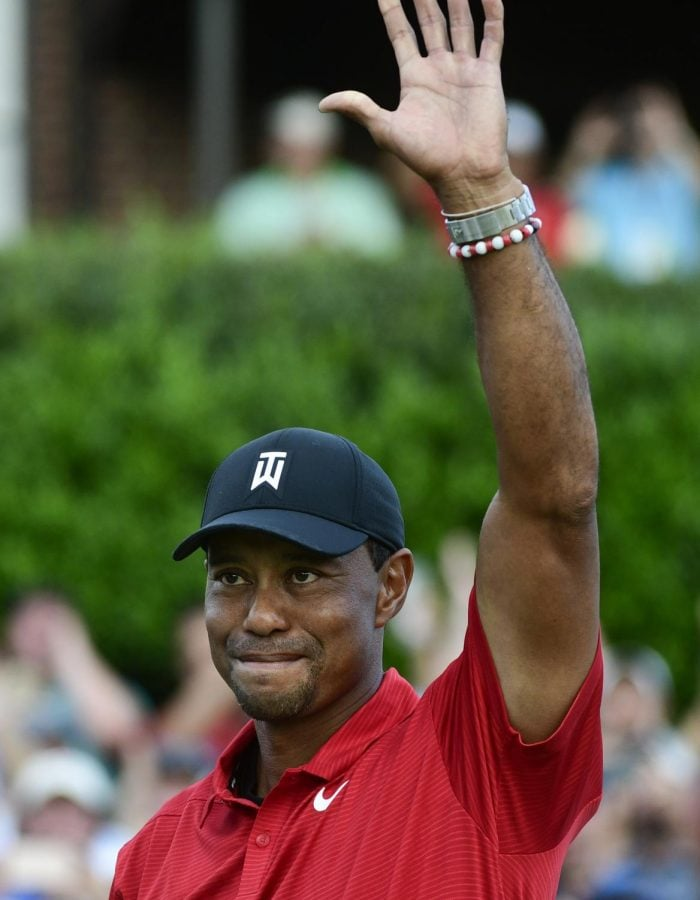 Woods inspires youth again with win
